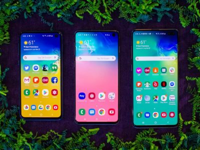 9 best selling smartphones