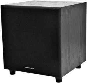 most affordable subwoofer