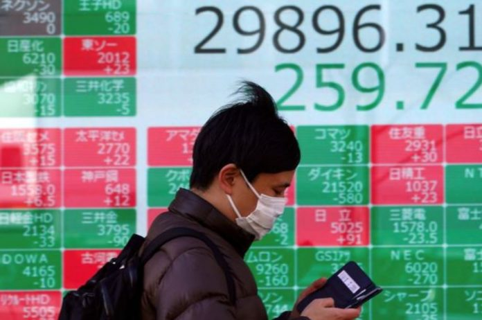 Asian markets pull back fears of inflation and interest rate hikes