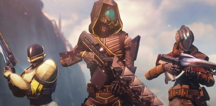 Destiny 2 is setting the sunset
