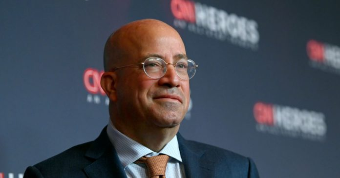 Jeff Zucker will leave CNN at the end of 2021