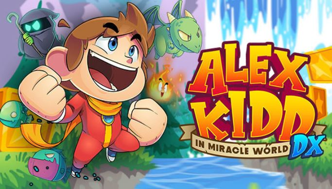 'Alex Kidd in Miracle World' remake gets a release date of June 24th