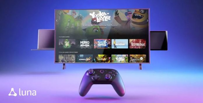 Amazon brings 720p streaming support to Luna cloud gaming service to tackle poor connectivity
