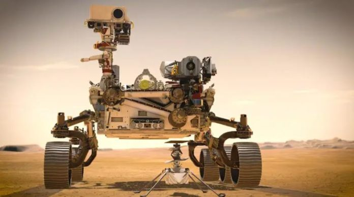 Big breakthrough for NASA as Perseverance Rover turns a bit of Mars air into breathable oxygen