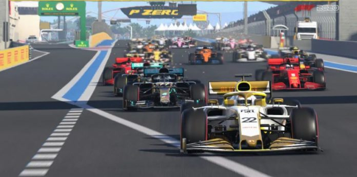 F1 2021 PC system requirements won't affect your PC unless ray tracing is turned on