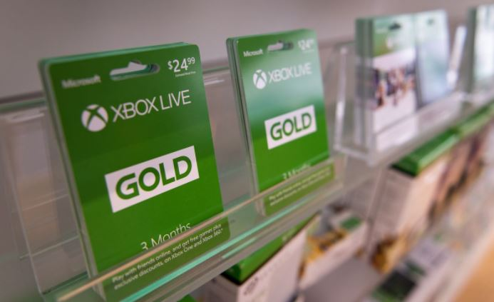 Free to play games on Xbox no longer require Live Gold subscription
