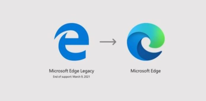 Latest Windows 10 update finally says goodbye to Edge Legacy
