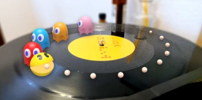 Pac-Man and Hello Kitty turned into interactive AR objects in Google Search