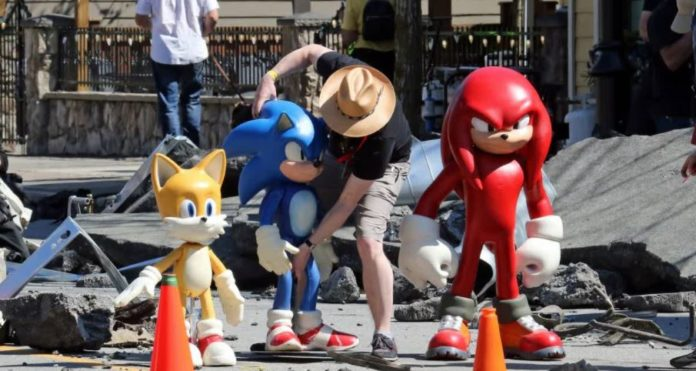 Sonic the Hedgehog 2 to get another spikey sidekick