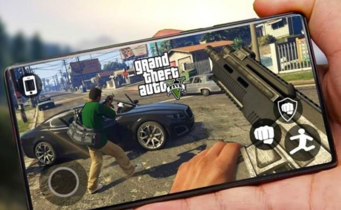 You Can Soon Play GTA 5 On Your Smartphone