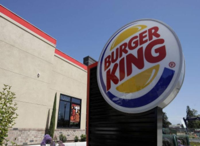 Burger King's parent company is making higher-than-expected profits, and system-wide sales increased in 2019