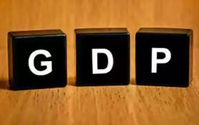Indian GDP is expected to grow by 1.3% in the March quarter