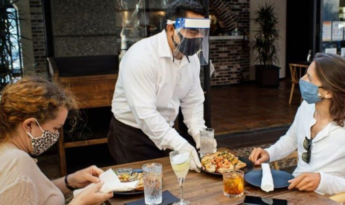 Restaurants are struggling to find staff for reopening