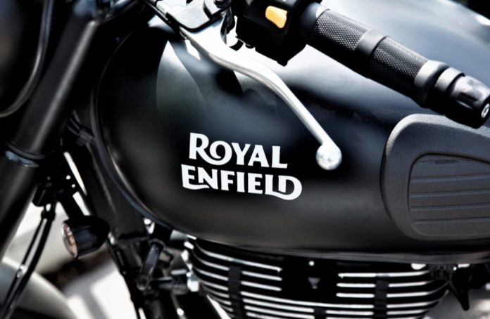 Royal Enfield closes its factories in India for three days