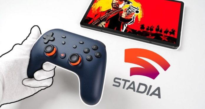 Stadia could make its retail debut in the upcoming Google Store in New York.