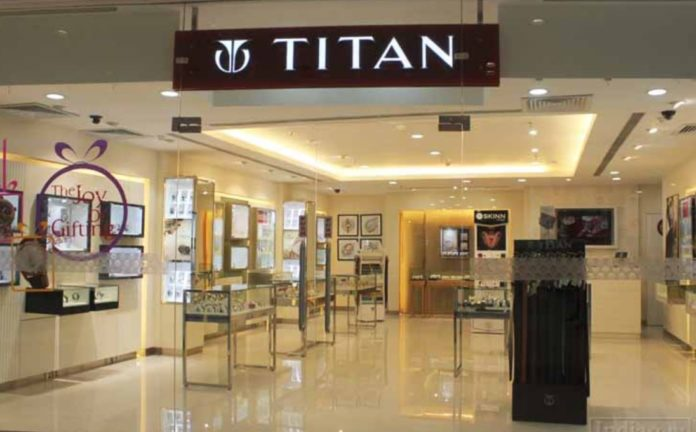 Titan Company gains 6% in two days;  stock nears record high