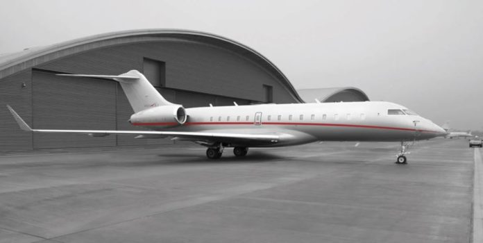VistaJet, a charter airline for private aircraft, aims for carbon neutrality by 2025