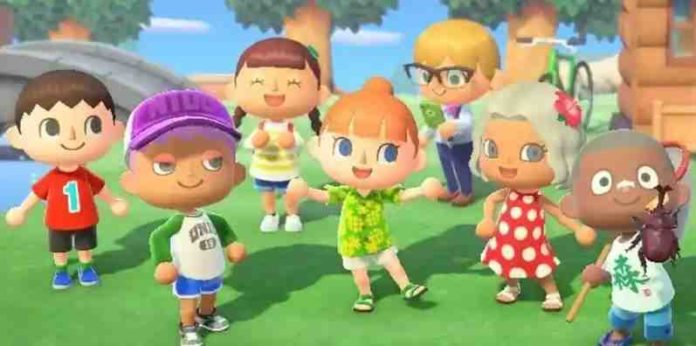 Animal Crossing players are interviewed about their habits