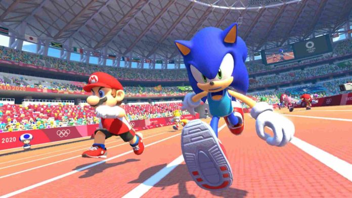 The Tokyo Olympics opens with video game music