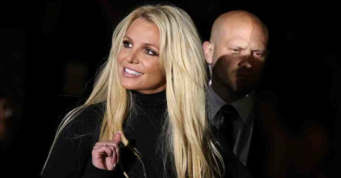 Find here the details of the surveillance apparatus that surrounded Britney Spears