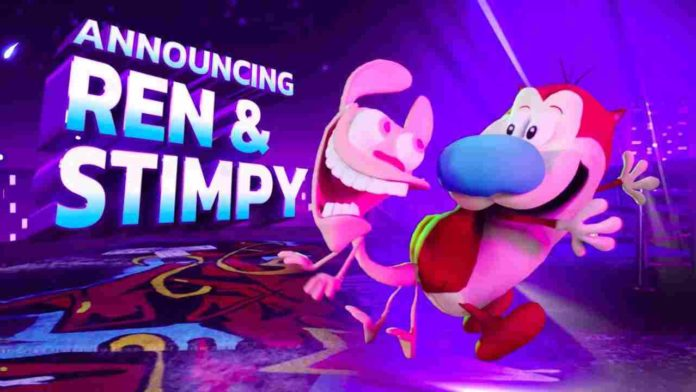 Ren and Stimpy join Nickelodeon All-Star Brawl roster on PS5, PS4