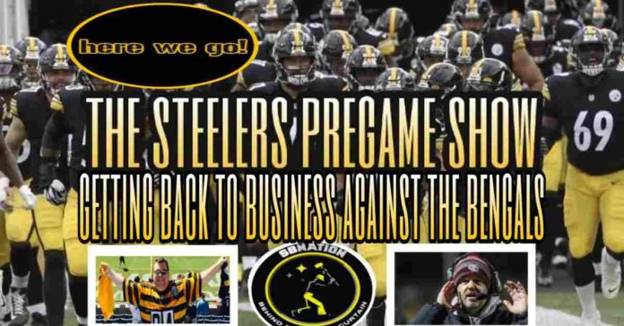 The Steelers are returning to work against the Bengals
