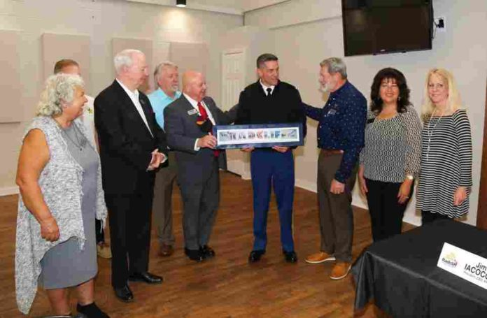 RSBA holds monthly lunch |  Business