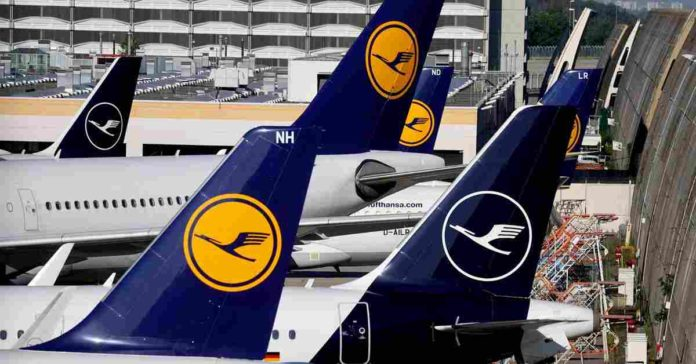 Lufthansa increases business flights - CEO