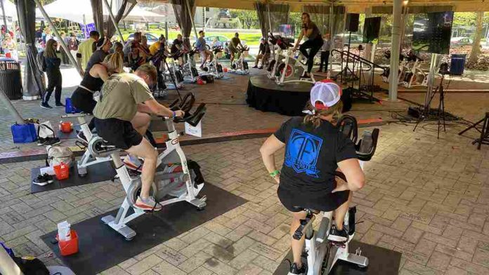 Cycling teams raise money for team Foster during the 24 hour relay - CBS Pittsburgh