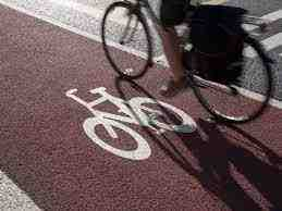 After knocking a cyclist off her bike, a driver picks up her phone - cops claim they shouldn't have been called