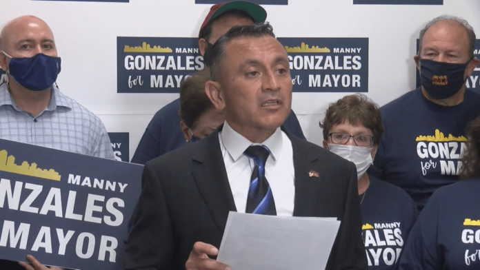 Public funding denied for Manny Gonzales