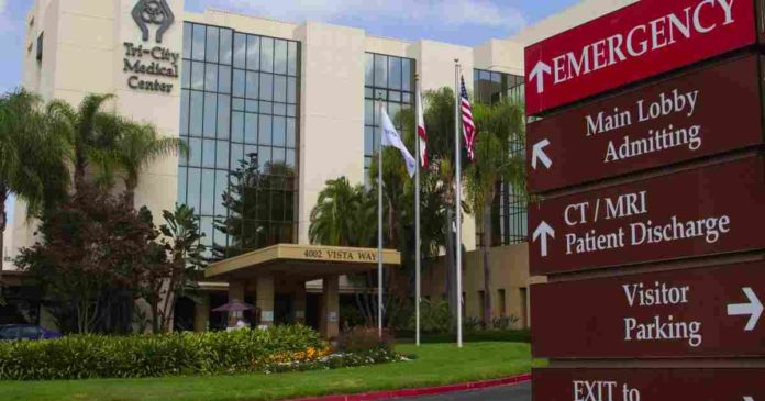 Tri-City Medical Center loses its children's business to Palomar