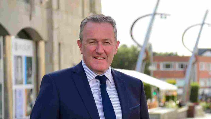 Finance Minister Conor Murphy must give an answer on the Stormont tree plantation: Robin Newton